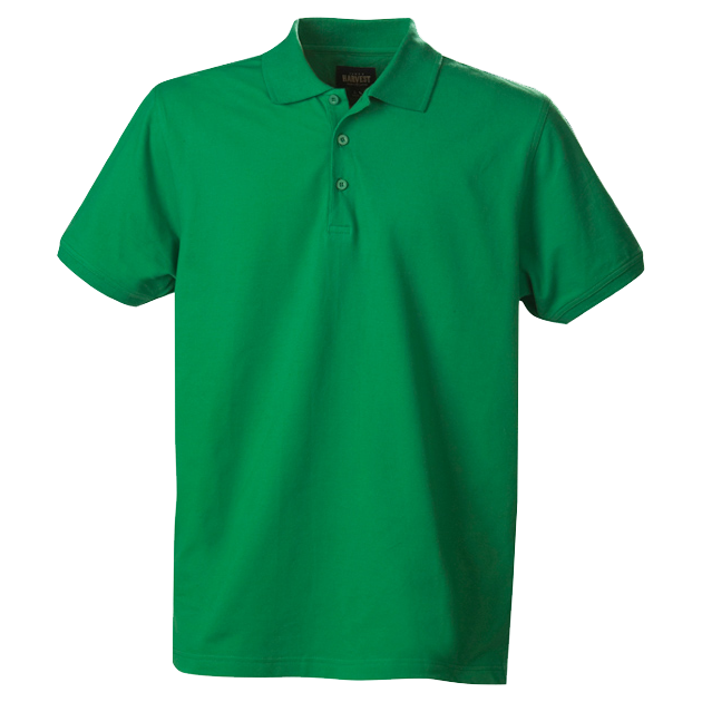 Mens Eagle Polo in Spring Green
