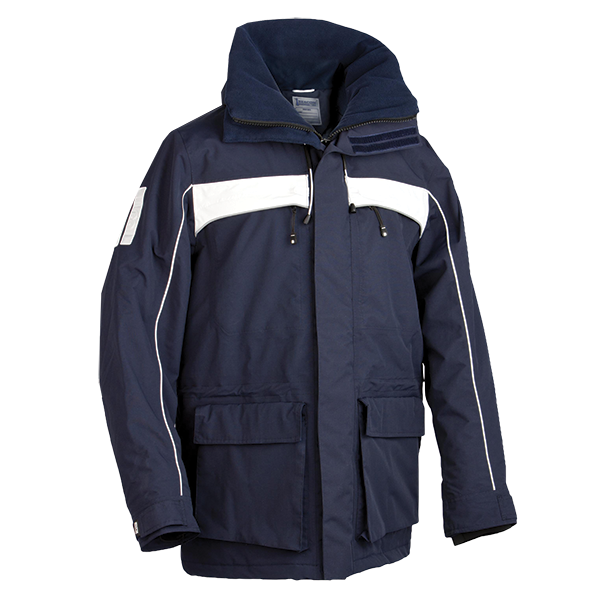 Wind & waterproof Cape Horn Jacket in 600 Navy