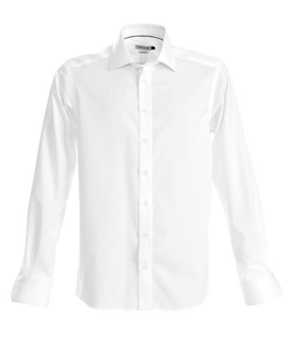J.H & Frost Green Bow 01 Mens Shirt in White