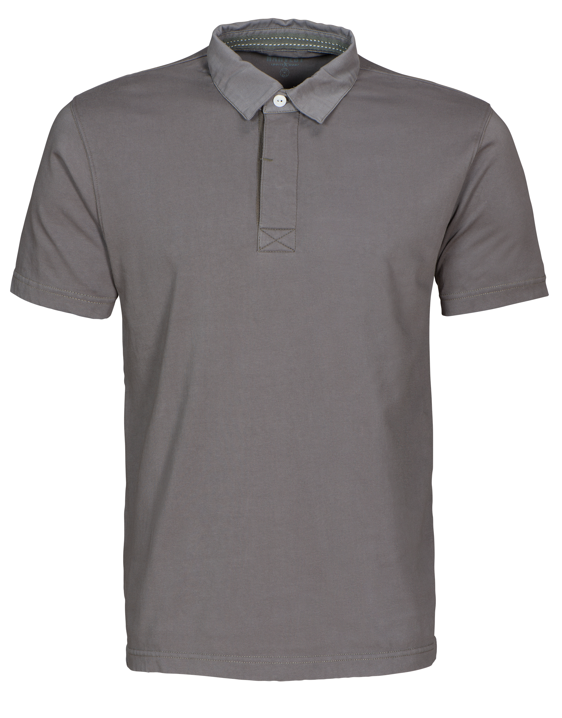 Amherst Mens Polo in 955 Faded Grey