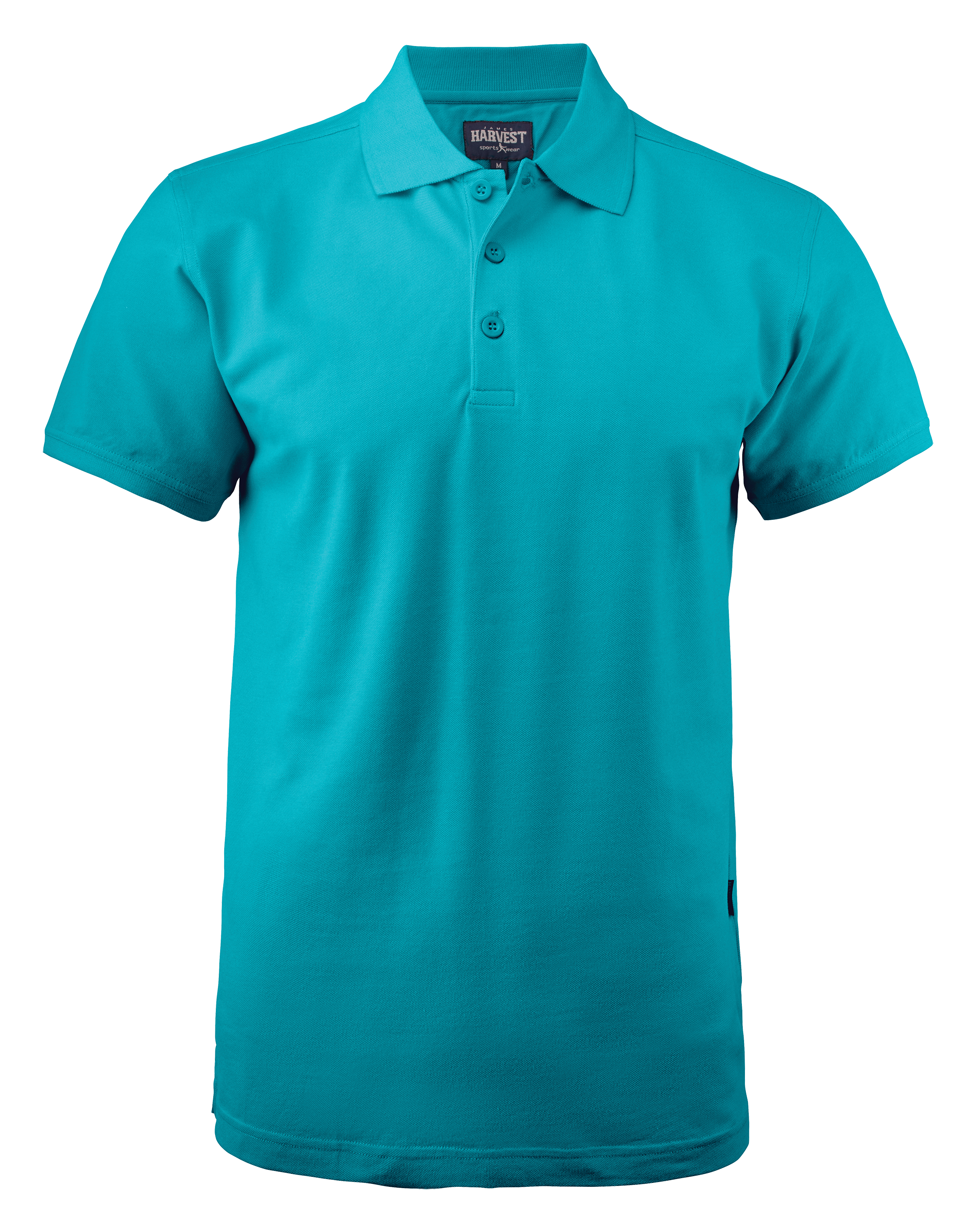 Morton Heights Polo in Aqua