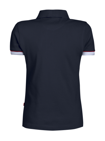 Antreville 600 Navy (Back View)