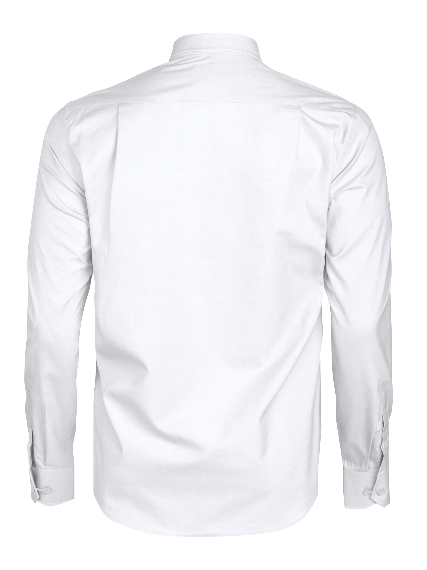 Baltimore Men 100 White (Back View)
