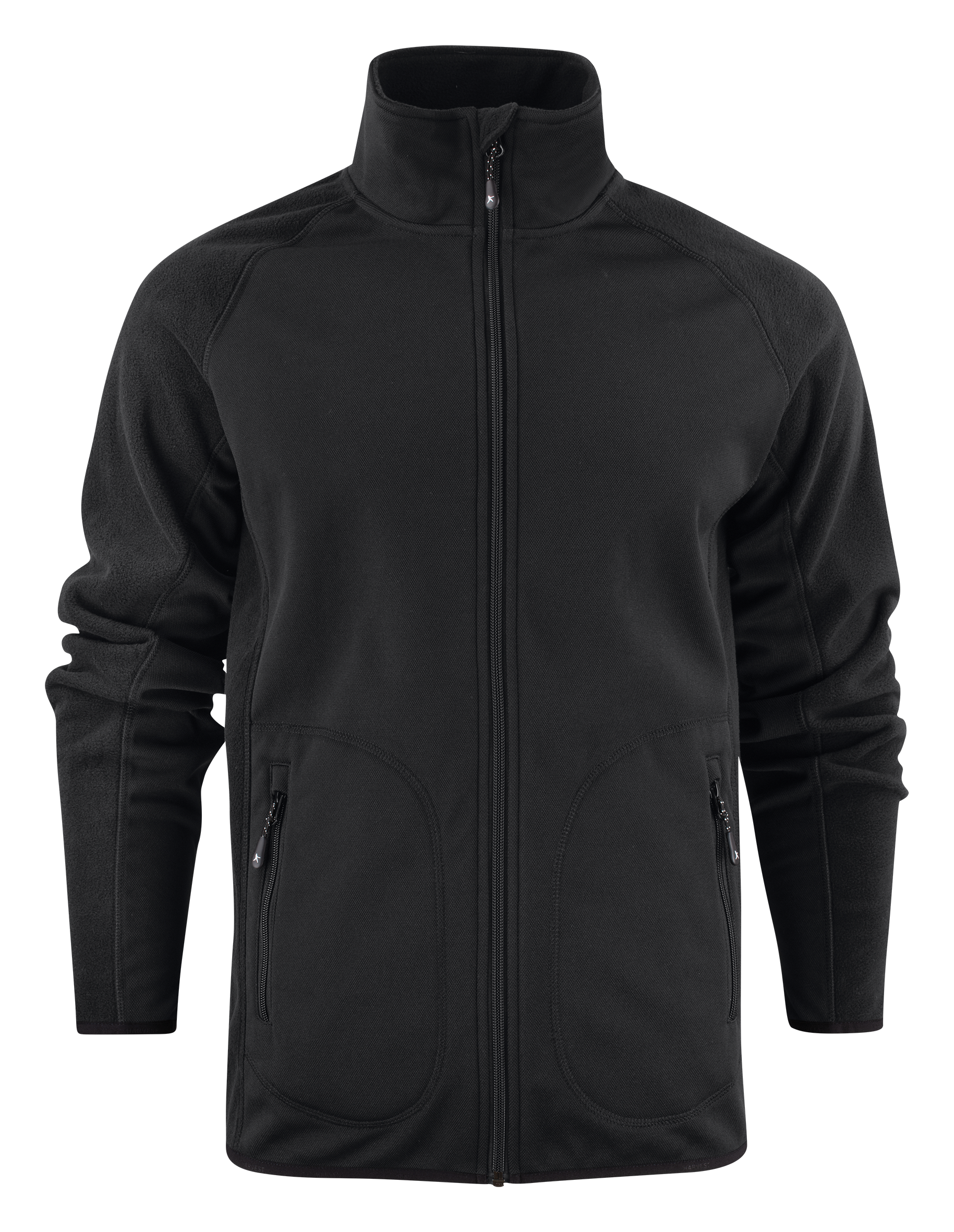 Mens Lockwood Jacket in Black