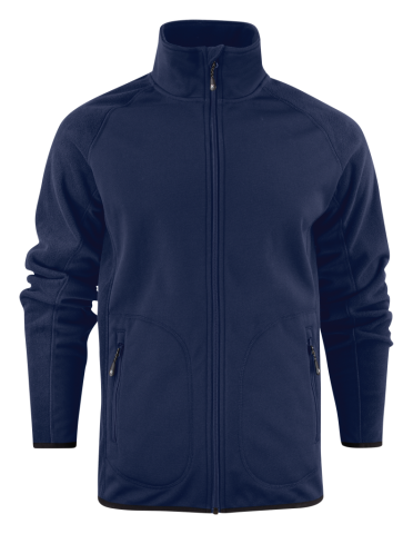 Mens Lockwood Jacket in Navy