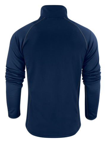 Mens Miles Jacket in 600 Navy (Back View)