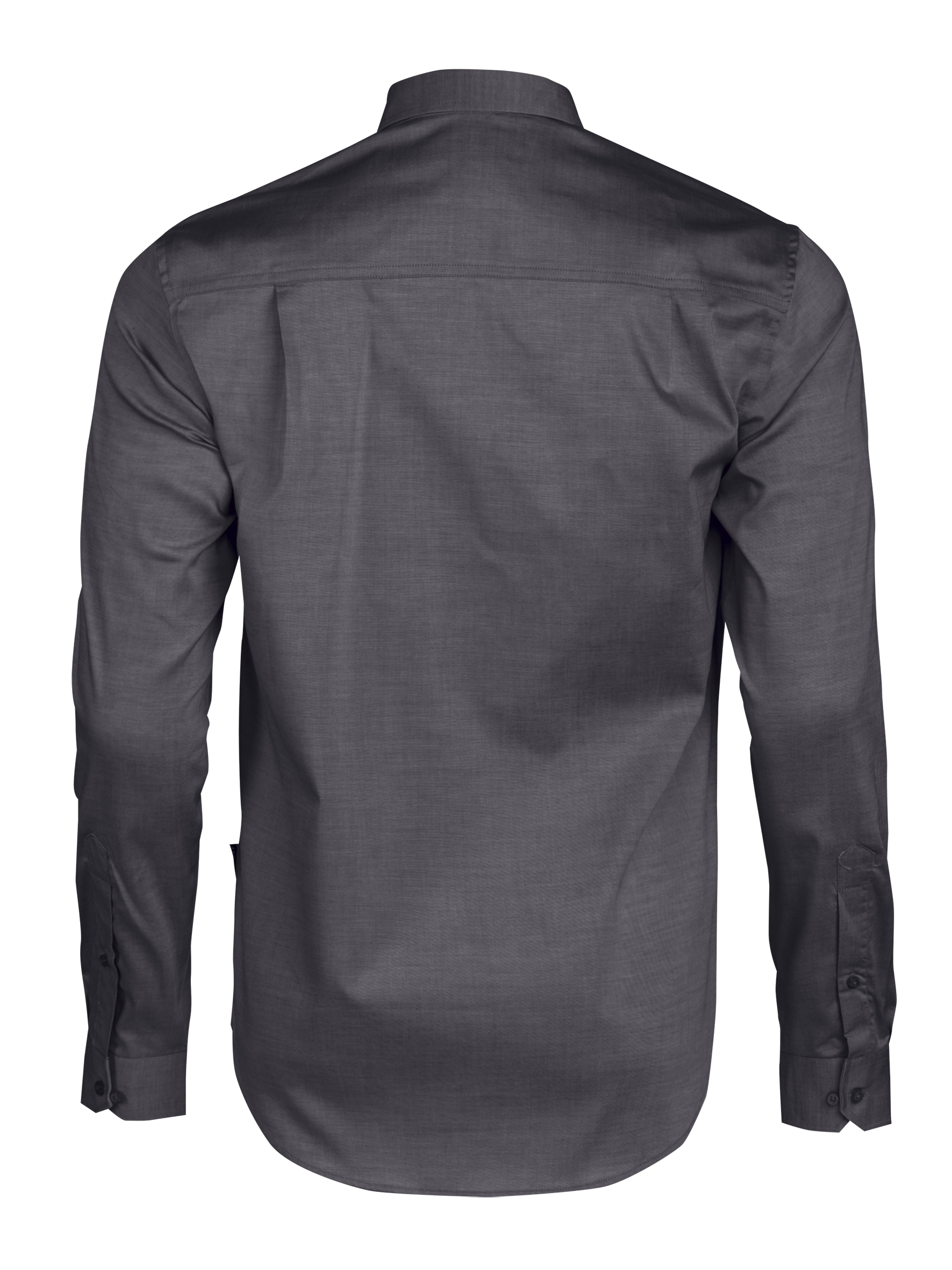 Redding Men 914 Charcoal (Back View)