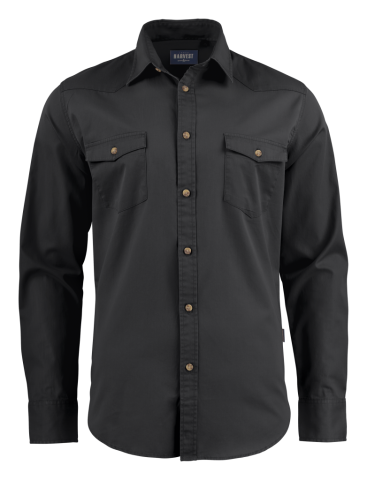 Unisex Treemore Shirt in Black