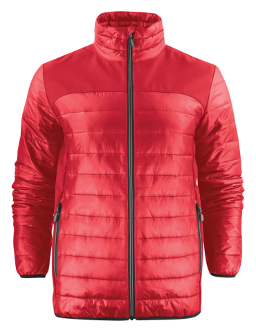 Unisex Expedition Jacket in Red