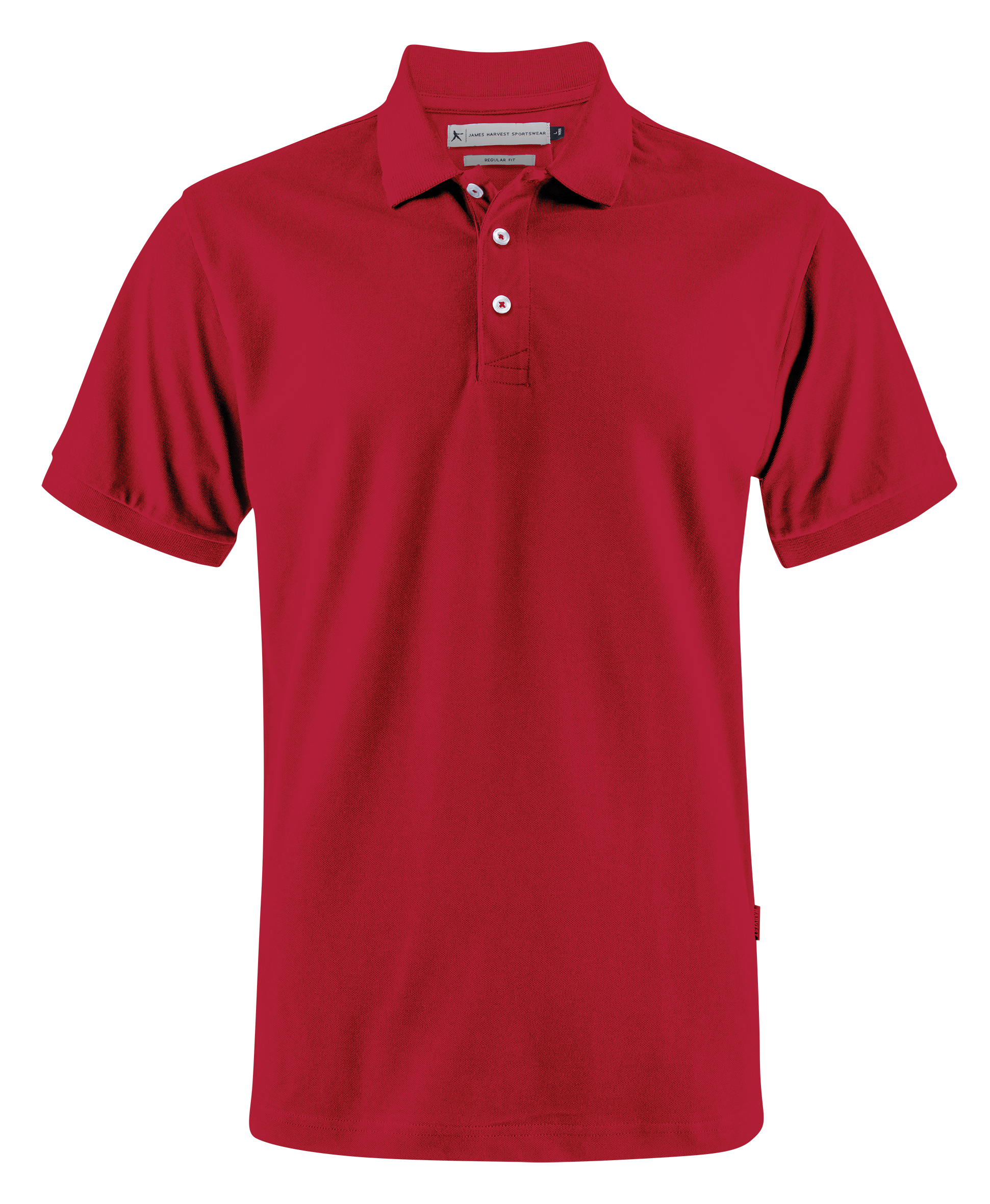 Sunset Modern Polo in Red