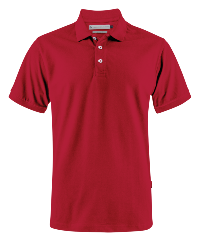 Sunset Regular Polo in Red